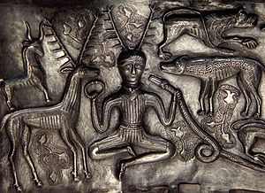 Chaudron de Gundestrup, IIe siècle av. J.-C