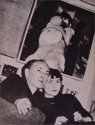 Hans Bellmer and Unica Zürn