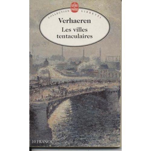 Verhaeren-Emile-Les-Villes-Tentaculaires-Livre-832972855_L