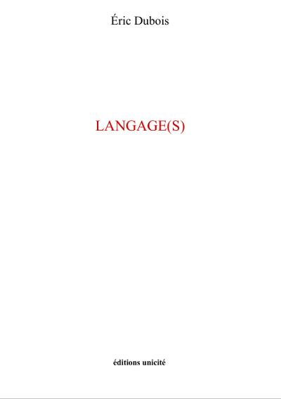 langages dubois