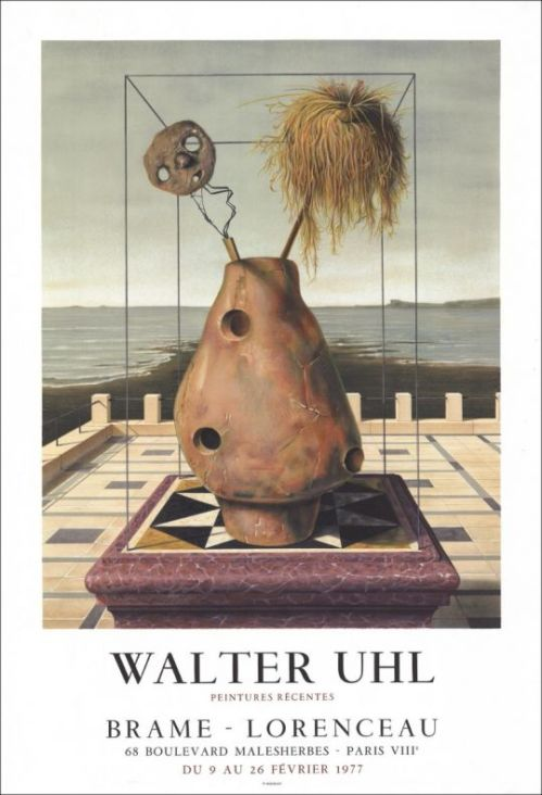 uhl-walter-lithographie-mourlot-1977-77x53cm